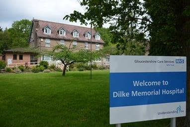 Dilke Memorial Hospital