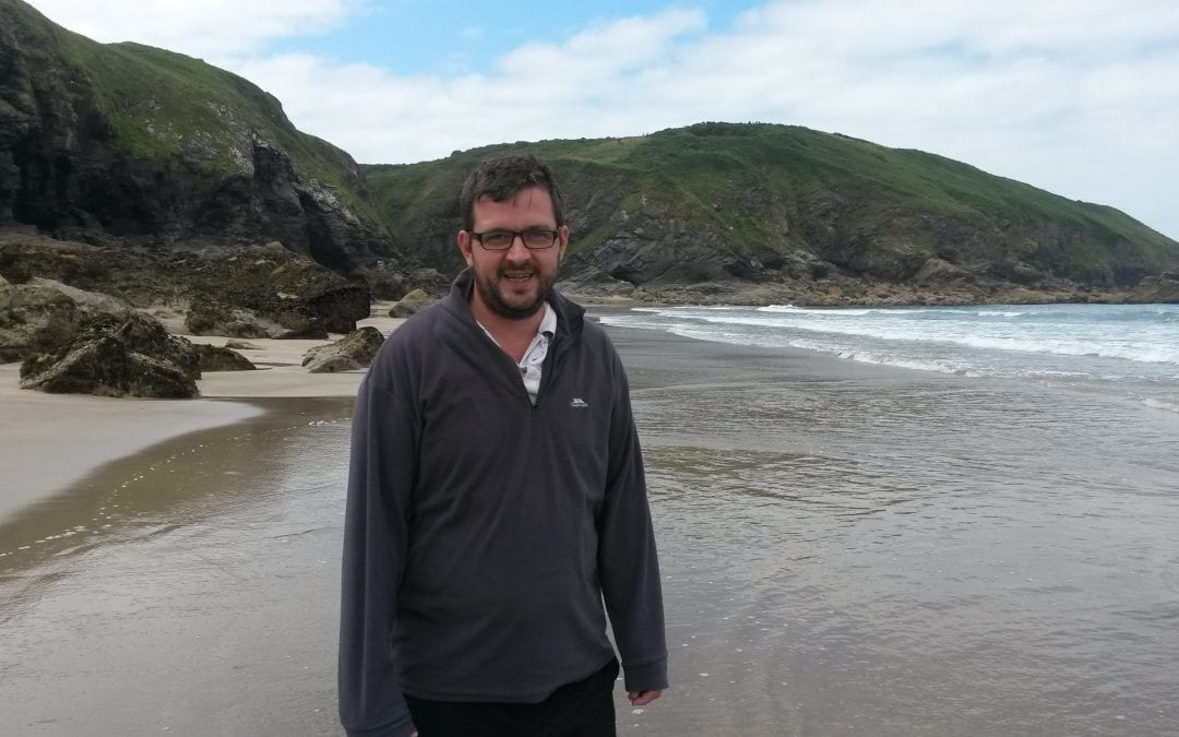 My Road to Recovery, a blog by Ed