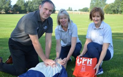 Hundreds of pupils to learn life-saving skills on Restart a Heart Day