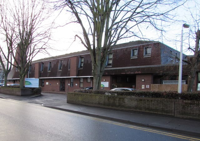 Stonebow Unit, Hereford