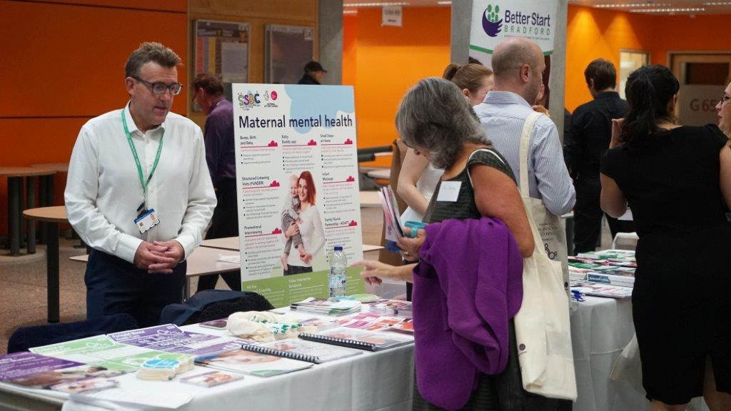 Trust Highly Commended for Partnership Maternal Mental Health Work